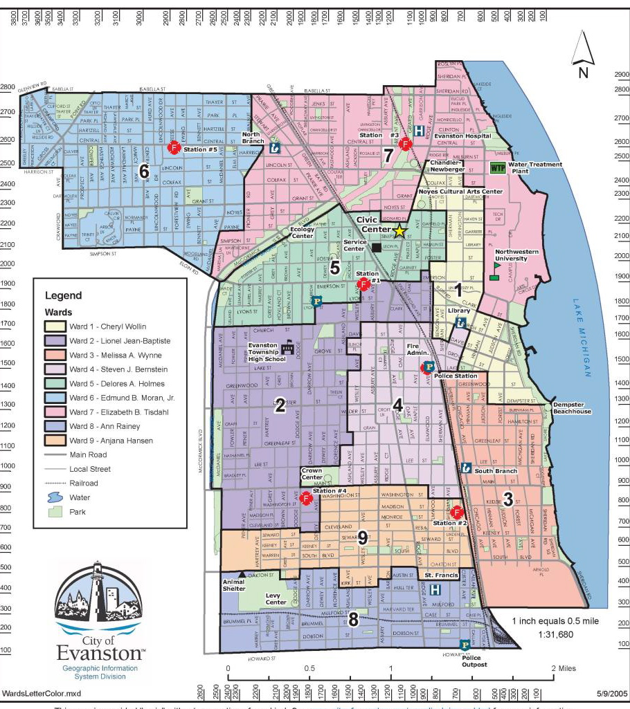 Lesson Plans: Maps – Evanston History Center