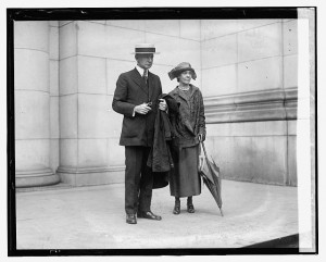 Dawes and his wife Caro Blymyer Dawes, Library of Congress