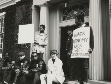 The Sit-In at Northwestern University, May 1968