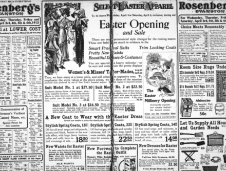EHC Historic Newspapers Now Online