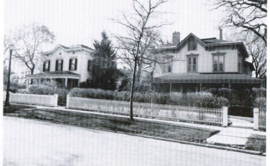 Sesquicentennial of a Storied Evanston Block by Frank Cicero, Jr.